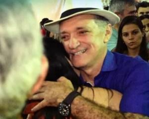 Em São Bento e Brejo do Cruz, Galego Souza é surpreendido por carinho da população