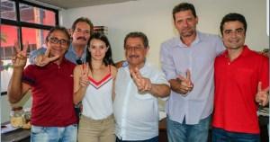 Zé Maranhão recebe adesão de vereadores de São João do Rio do Peixe e de mais quatro cidades