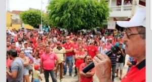 Zé Maranhão realiza caravana e arrasta eleitores de casseguerenge a Guarabira