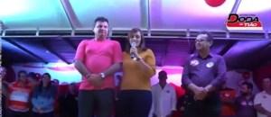 """Reafirmo meu compromisso em retribuir com muita dedicação"""", diz Doda de Tião durante encontro em Umbuzeiro"""