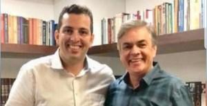 """Morte de Johni Rocha: """"Dia triste para a PB, para Sapé e para todos nós"""", diz Cássio"""