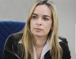 Daniella Ribeiro emite nota de solidariedade pela morte de vereador de Sapé