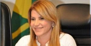 Tatiana Medeiros anuncia voto em Daniella Ribeiro para o Senado Federal
