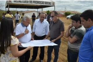 Zé Aldemir assina Ordem de Serviço para início das obras do Cemitério da Zona Norte
