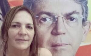 """Irmã de Ricardo Coutinho mostra ingerência no Governo e ameaça """"militantes"""" de João Azevêdo com corte de cargos; ouça o áudio"""