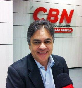 Eleições 2018: Cássio Cunha Lima defende ampliação do porte de armas