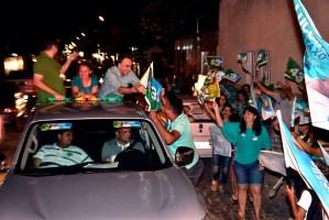 Durante carreata, Cartaxo diz que faltam 30 dias para a Paraíba votar em Lucélio e iniciar uma nova história