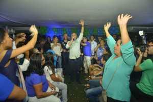"""""""Ninguém anda pra trás e nem fica parado no mesmo canto. Por isso, Lucélio é a melhor opção para novas conquistas na PB"""", diz presidente do PV"""