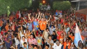 Campanha de Lindolfo Pires a reeleição de deputado estadual segue crescendo em todo o Estado