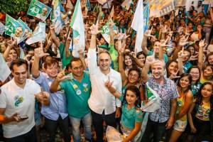 EM SALGADINHO: Lucélio critica perseguições políticas e diz que vai governar para o povo