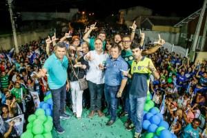 """""""Polo de Ensino Superior de Cajazeiras será ampliado"""", diz Lucélio em encontro com a população"""