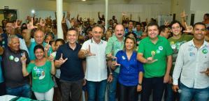 """""""Lucélio levará para o Estado o modelo de gestão que reduziu em 25% a extrema pobreza em João Pessoa"""", afirma Cartaxo"""