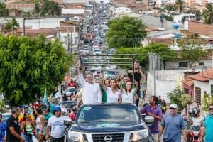 """Em CG, Lucélio garante Polo Industrial e segunda etapa da Alça Leste: """"Campina terá um governador parceiro"""""""