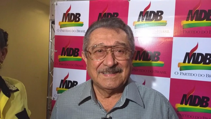 Sondado pelo MDB para disputar Presidência do Senado, Maranhão resiste à ideia