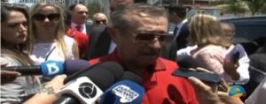 Maranhão vota em João Pessoa diz que fez campanha de 'David contra Golias'