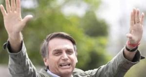 Jair Messias Bolsonaro é eleito novo presidente da República