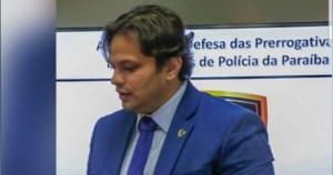 Associação dos Delegados reage a exonerações, ataca Cláudio Lima e enaltece trabalho de Lucas Sá e Marcos Paulo