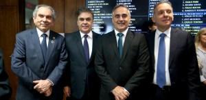 Com presença de Cartaxo, CAE aprova US$ 100 milhões para o projeto 'João Pessoa Cidade Sustentável'