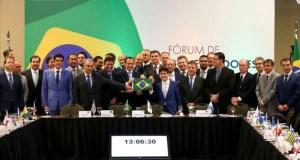 Bolsonaro deve se reunir com governadores eleitos do Nordeste na próxima semana