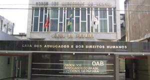 Três processos sobre caso de assédio sexual na OAB-PB ainda tramitam na Justiça