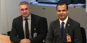 A convite de Julian Lemos, Jutay Meneses visita Comissão de Transição do Governo Federal em Brasília