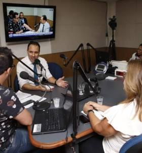 Sheyner Asfóra diz que vai resgatar a credibilidade da OAB-PB