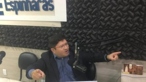Câmara Municipal de Patos concede título de cidadão patoense ao radialista Abrantes Júnior