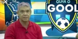 Luto na imprensa paraibana: Morre o comentarista esportivo Sérgio Taurino