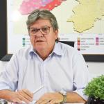 Questionado sobre Operação Calvário, João Azevêdo diz que o Ministério Público faz o papel dele