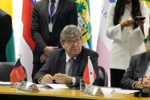 Em Brasília, João defende ampliação de políticas públicas para combater a violência nos Estados