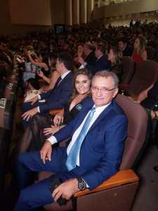 Em clima de comemoração e agradecimento, Galego Souza é diplomado pela segunda vez como deputado estadual