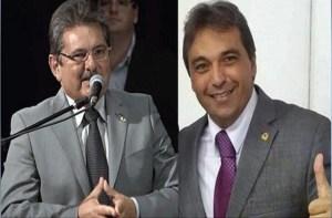 Genival Matias oficializa apoio a Adriano Galdino e Hervázio Bezerra nas eleições para presidência da ALPB