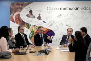 Cartaxo formaliza contrato com o BID e define Missão Arranque do Programa Cidade Sustentável