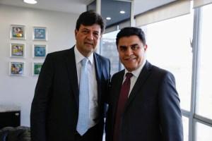 A pedido de João, Wilson Santiago intermedeia credenciamento no SUS de R$ 5,8 milhões para Hospital do Bem