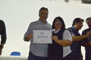 Cartaxo premia profissionais melhores avaliados pelos usuários das USFs com mais de R$ 1 milhão