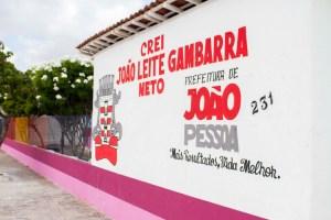 PMJP lança edição 2019 da Colônia de Férias e entrega requalificação de creche nesta segunda
