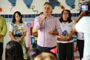 PMJP lança Colônia de Férias para 13 mil alunos das creches e entrega 66ª unidade infantil no novo padrão de qualidade