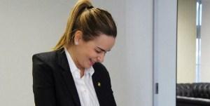 Daniella Ribeiro é eleita membro da direção da União Interparlamentar do Senado Federal