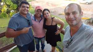 Karla Pimentel e Malbathan Neto se reúnem e defendem união das oposições nas eleições no Conde