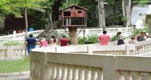 Parque Arruda Câmara fecha temporariamente para obras a partir de segunda-feira
