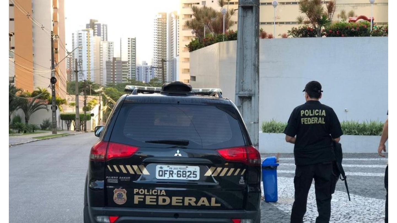 Polícia Federal realiza terceira fase da Operação Xeque-Mate na Paraíba