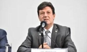 Ministro da Saúde vem à Paraiba nesta segunda-feira e visita hospitais no Estado