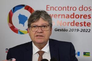 Em São Luís: João Azevêdo participa de Encontro dos Governadores do Nordeste