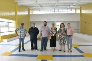 Em conclusão, CER recebe visita técnica do Ministério da Saúde