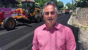 Luciano Cartaxo autoriza nesta segunda-feira programa Ação Asfalto em 14 ruas de Cruz das Armas