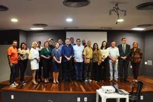 Em reunião com Luciano Cartaxo, trade turístico aposta no fortalecimento do turismo com construção do Parque Ecológico Sanhauá