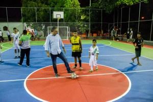 Cartaxo entrega quinta das 14 praças com novo padrão de qualidade desse primeiro semestre
