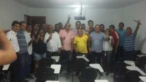 Suplentes de vereador da capital se reúnem para articular grupo visando as eleições de 2020