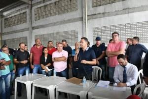 Mercado de Várzea Nova será entregue no Dia do Trabalhador
