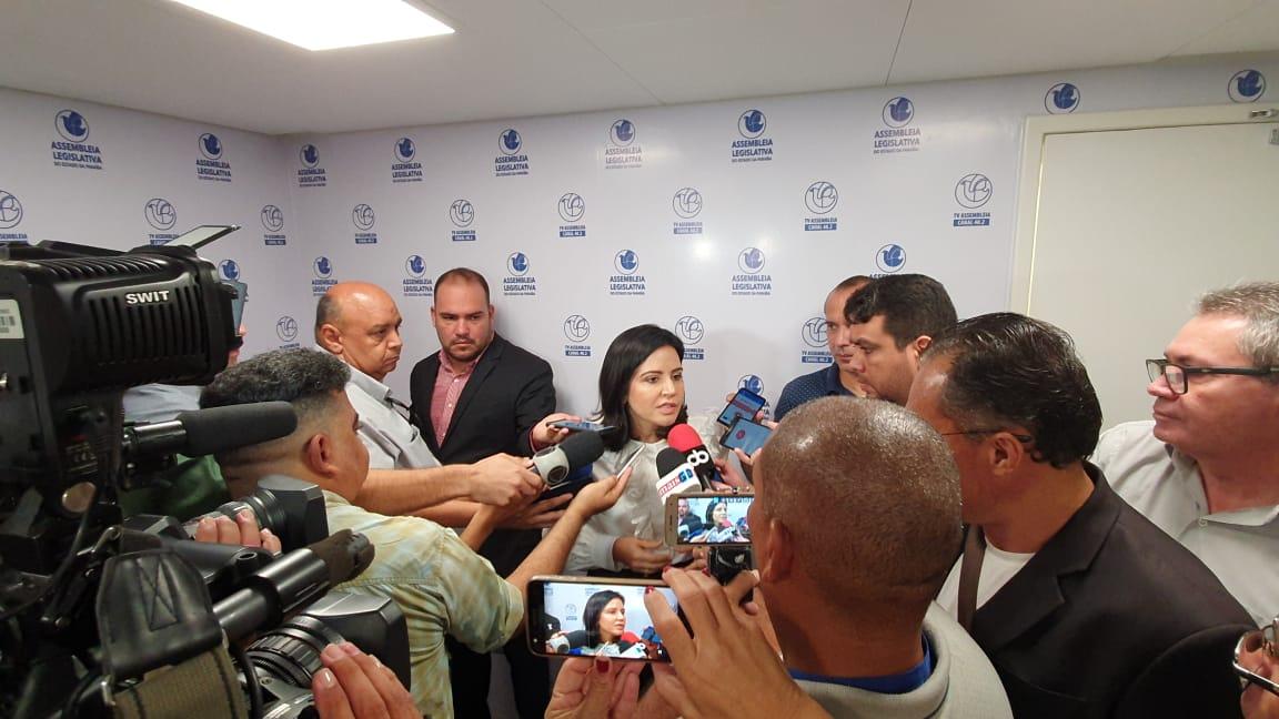 Deputada Pollyanna Dutra reforça alinhamento com o governador João Azevedo e nega boatos de isolamento do governo